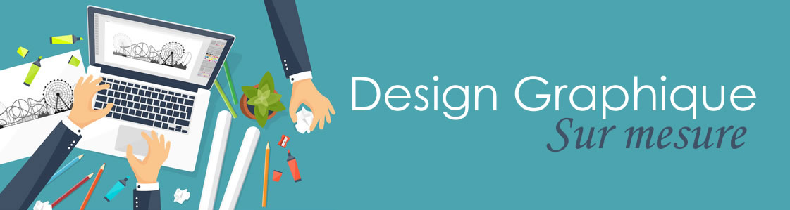 design graphique sur mesure